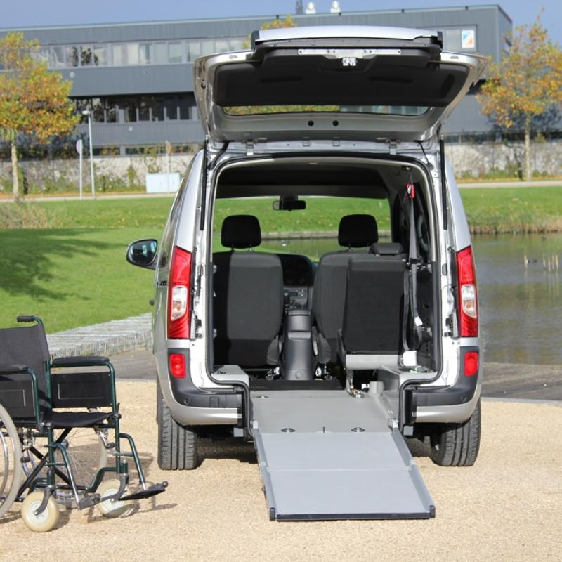 converting cars for disabled people