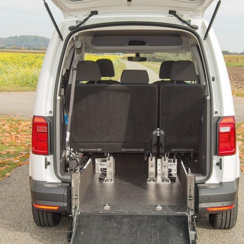 Mobility Floor Adaption for VW Caddy